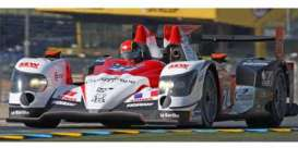 Oreca Nissan - 2014 white/black/red - 1:43 - Spark - s4210 - spas4210 | Tom's Modelauto's