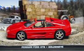 Ferrari  - F355 red - 1:43 - Magazine Models - JBFer355 - magJBFer355 | Toms Modelautos