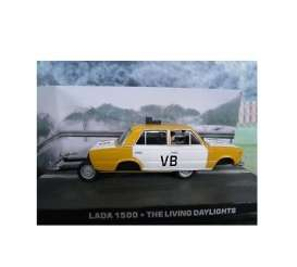 Magazine Models - Lada  - magJBLada1500 : Lada 1500 Police car James Bond *The Living Daylights*