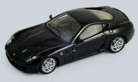 Ferrari  - 2006 black - 1:43 - Red Line - rli073 | Tom's Modelauto's