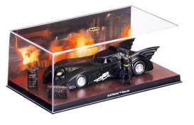 Batman  - 1989 black - 1:43 - Magazine Models - BAT001 - magBAT001 | Toms Modelautos