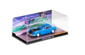 Batman  - 1970 blue/black - 1:43 - Magazine Models - magBAT-5-1970 | Tom's Modelauto's