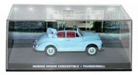Morris  - blue - 1:43 - Magazine Models - magJBminor | Tom's Modelauto's