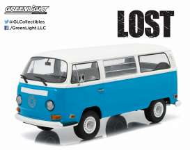Volkswagen  - 1971  - 1:18 - GreenLight - 19011 - gl19011 | Tom's Modelauto's