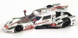 Deltawing  - white - 1:43 - Spark - us010 - spaus010 | Tom's Modelauto's