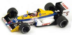 Williams  - 1988 white/blue/yellow - 1:43 - Spark - s4059 - spas4059 | Tom's Modelauto's