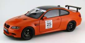 Kyosho - BMW  - kyo8739pm : BMW M3 GTS *25 Years M Power*, orange