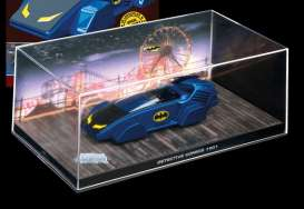 Batman  - blue/black - 1:43 - Magazine Models - BAT-13 - magBAT-13 | Tom's Modelauto's