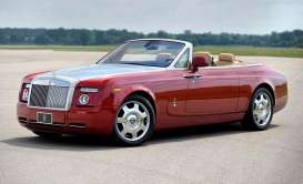 Kyosho - Rolls Royce  - kyo8871er : Rolls Royce Phantom Drophead Coupe, ensign red