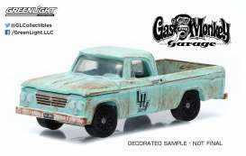 GreenLight - Dodge  - gl44700E : 1964 Dodge D-100 *Gas Monkey Garage*, Hollywood series 10.