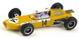Lotus  - 1962 yellow - 1:43 - Spark - s2140 - spas2140 | Tom's Modelauto's