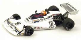 Surtees  - 1978 white - 1:43 - Spark - s4012 - spas4012 | Tom's Modelauto's