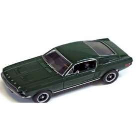 Ixo Premium X - Ford  - ixPRD368 : 1968 Ford Mustang GT 390 fastback, green