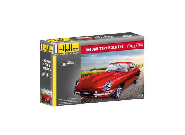 jaguar | 1:24 | heller | hel80709 | tom's modelauto's