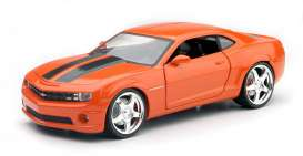 IXO Models - Chevrolet  - ixmoc173 : 2011 Chevrolet Camaro, orange