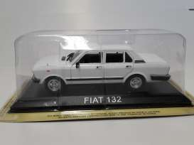 Magazine Models - Fiat  - magLCfi132w : Fiat 132 *Legendary cars* white