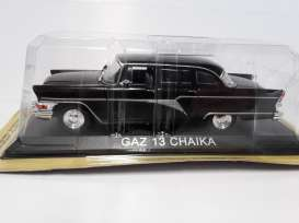 Magazine Models - GAZ  - maglcGaz13 : Gaz 13 Chaika *Legendary cars* black