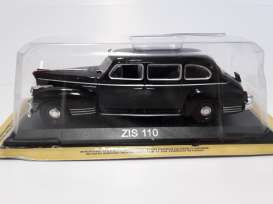 Magazine Models - Zis  - magLCzis110 : Zis 110 *Legendary cars* black