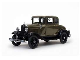 Ford  - 1931 chicle drab - 1:18 - SunStar - 6132 - sun6132 | Toms Modelautos
