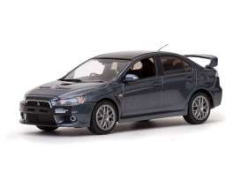 Vitesse SunStar - Mitsubishi  - vss29292 : 2012 Mitsubishi EVO X *final edition*, grey metallic