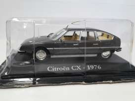 Citroen  - 1976 dark grey - 1:43 - Magazine Models - RBAcx - magRBAcx | Tom's Modelauto's