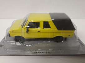 Magazine Models - Tarpan  - magpcTarpan237 : 1976 Tarpan 237 *Polish cars* yellow