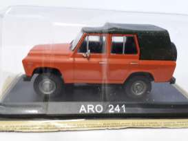 ARO  - orange - 1:43 - Magazine Models - lcAro241 - maglcAro241 | Tom's Modelauto's