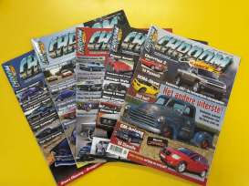 Books Catalogue - Various - chrome | Tom's Modelauto's