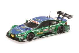 BMW  - 2014 green - 1:43 - Minichamps - mc410142403 | Tom's Modelauto's