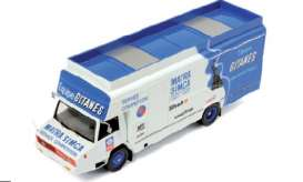 Berliet  - 1974 blue/white - 1:43 - IXO Truck Collection - ixtru022RF | Tom's Modelauto's