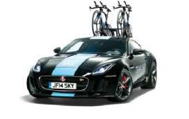 Ixo Premium X - Jaguar  - ixPRD481 : 2014 Jaguar F-type coupe R Tour de France, black