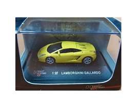 High Speed - Lamborghini  - HS87KFB43 : 1/87 Lamborghini Gallardo, yellow