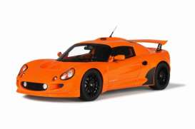 Lotus  - orange - 1:18 - GT Spirit - GT054 | Tom's Modelauto's