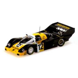 Porsche  - 1984 yellow/black - 1:18 - Minichamps - mc155846612 | Tom's Modelauto's