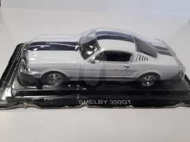 Magazine Models - Shelby  - magSCshelby350GT : Shelby 350 GT, white/blue