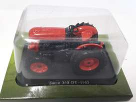 Same  - 1963 orange - 1:43 - Magazine Models - magTR360DT | Tom's Modelauto's