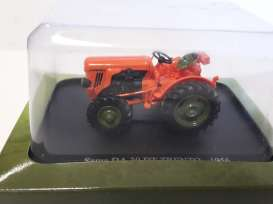 Same  - 1956 orange - 1:43 - Magazine Models - TRsameDA30 - magTRsameDA30 | Toms Modelautos