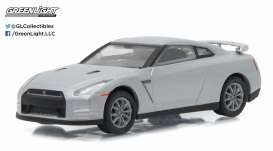 Nissan  - 2011 grey - 1:64 - GreenLight - gl96160E | Tom's Modelauto's
