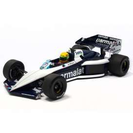 Brabham BMW - 1983 blue/white - 1:18 - Minichamps - 540831899 - mc540831899 | Tom's Modelauto's