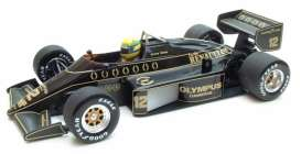 Lotus  - 1985  - 1:43 - Minichamps - 540854312 - mc540854312 | Tom's Modelauto's