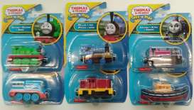 Mattel Thomas and Friends - Mattel Thomas & Friends Kids - MatT0929-954H~6 : Thomas & Friends Take-n-Play Diecast assortment of 6