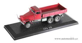IFA  - red - 1:43 - Magazine Models - magTRU122 | Tom's Modelauto's