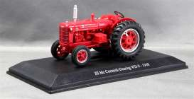 Mc Cormick  - 1949 red - 1:43 - Magazine Models - TRWD9 - magTRWD9 | Tom's Modelauto's