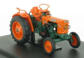 Vendouvre  - 1960 orange - 1:43 - Magazine Models - TRbl30 - magTRbl30 | Tom's Modelauto's