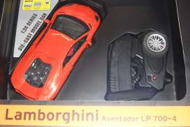 Lamborghini  - 2013 orange - 1:24 - MZ Model - MZ25021Ao | Tom's Modelauto's