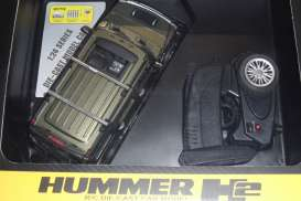 Hummer  - 2013 green - 1:24 - MZ Model - MZ25020Agn | Tom's Modelauto's