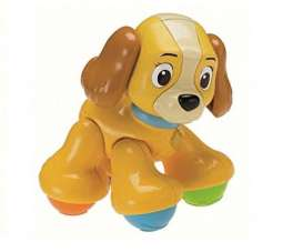 Mattel Fisher Price - Disney Mattel Fisher-Price - MatX6174-3 : Fisher Price Disney clicker pals *Puppy from the movie Lady & the Tramp*