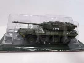Magazine Models - Combat Vehicles  - magCV-08 : #8 Combat Vehicles Series B1 Centauro