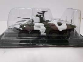 Combat Vehicles  - brown/green/white - 1:72 - Magazine Models - CV-27 - magCV-27 | Toms Modelautos