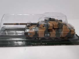 Combat Vehicles  - brown/green - 1:72 - Magazine Models - CV-21 - magCV-21 | Tom's Modelauto's